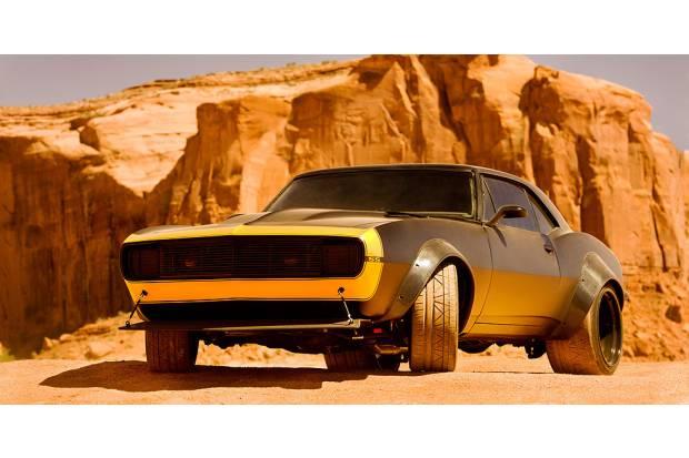 Los coches de Transformers 4