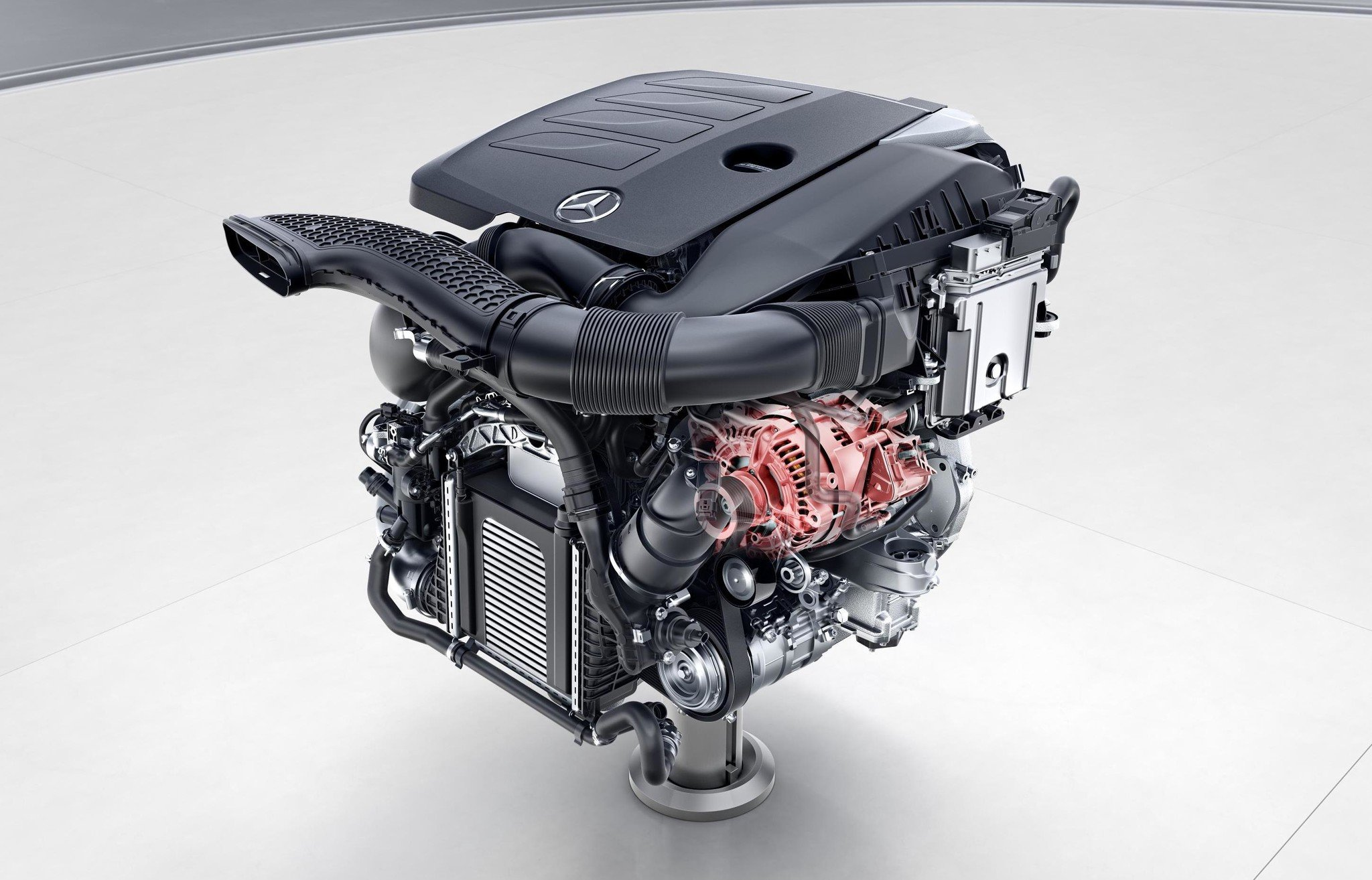 Mercedes con etiqueta Eco