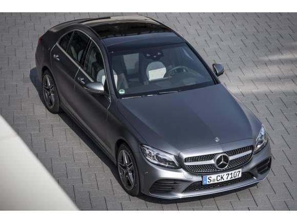 Gama Mercedes con etiqueta Eco de la DGT