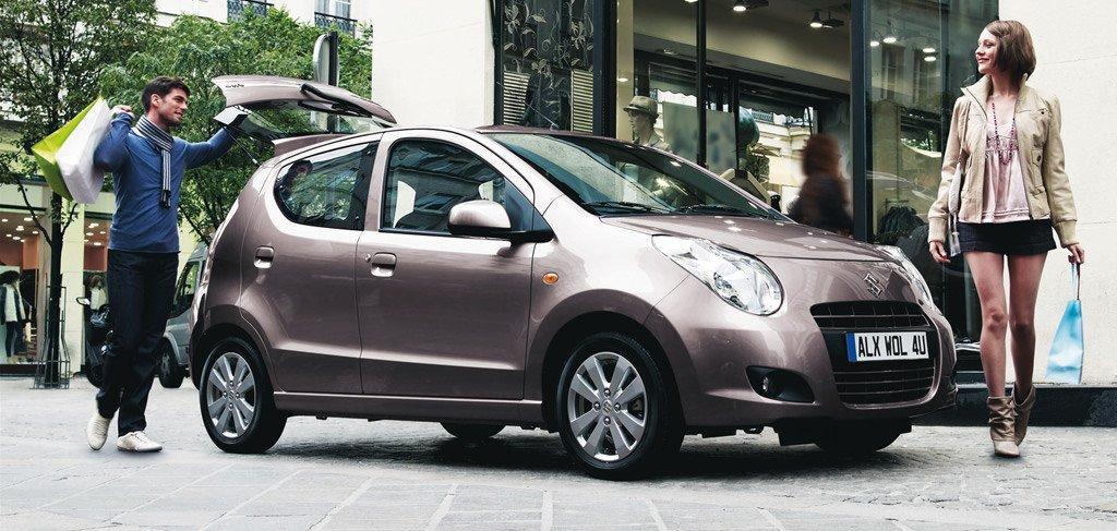 El Suzuki Alto ya está a la venta por 7.000euros