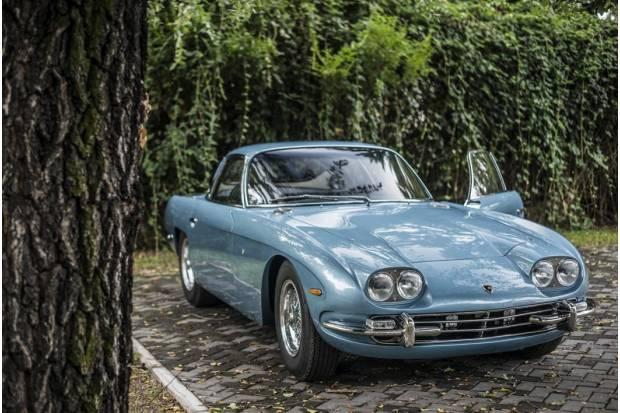 Cuando Lamborghini abofeteó a Ferrari