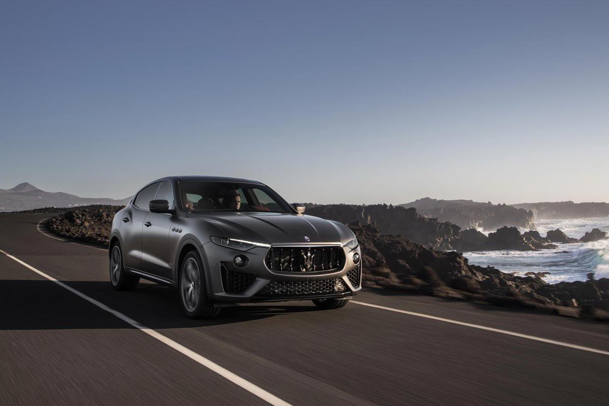 Maserati Vulcano