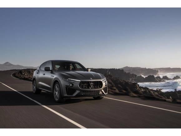 Nuevo Maserati Levante Vulcano: limitado a 150 unidades