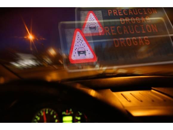 El camionero más temerario de España: iba drogado, sin ITV y sin seguro