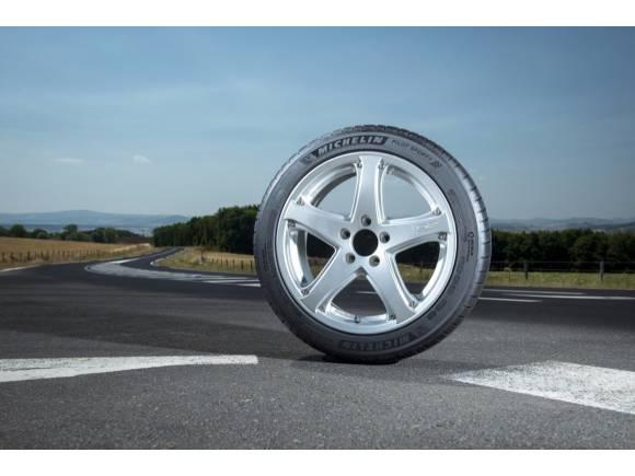 Michelin Pilot Sport 4: el neumático para coches deportivos