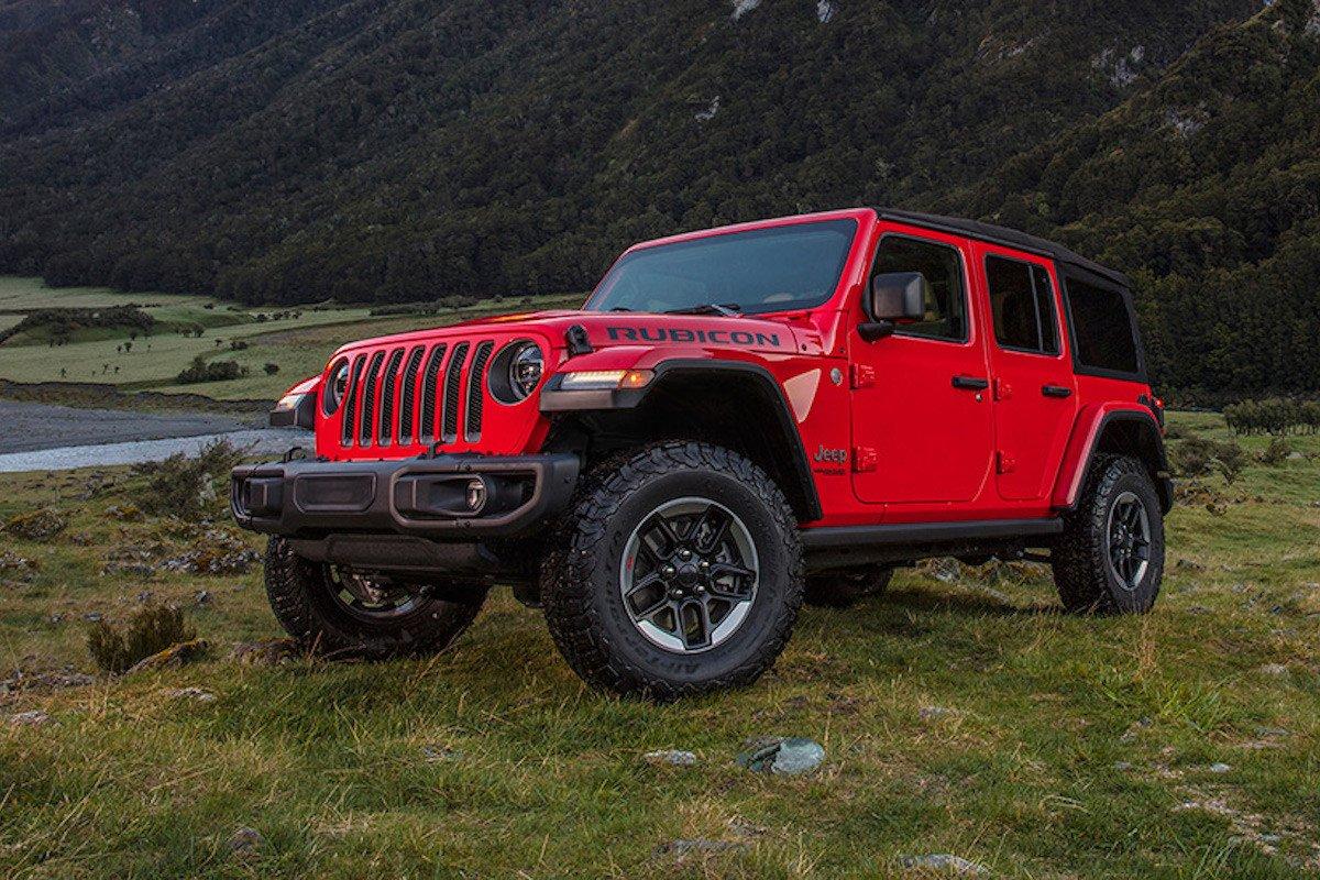 Nuevo Jeep Wrangler 2019