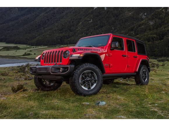 5ª Jeep Camp Europa, podrás probar el nuevo Wrangler