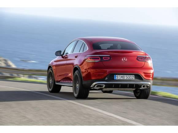 Nuevo Mercedes GLC Coupé