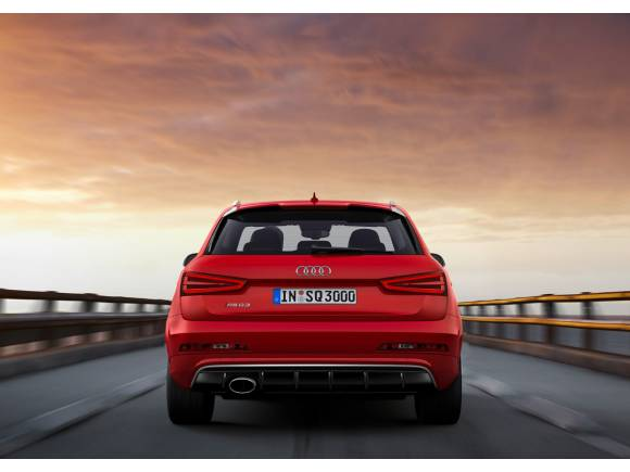 El Audi RS Q3 se convierte en el modelo más potente fabricado en serie en España