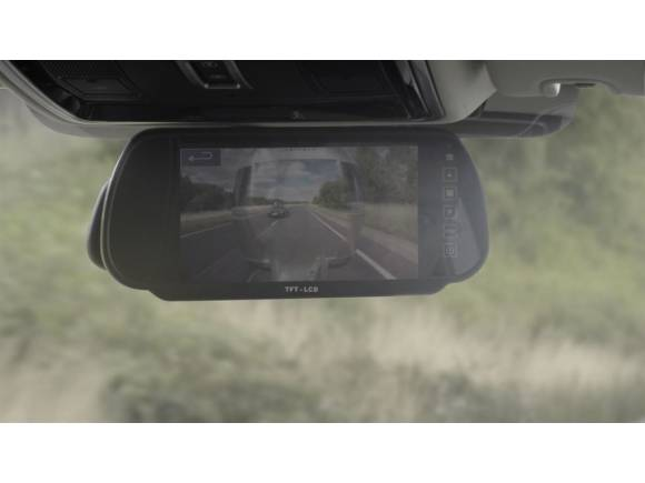 Land Rover crea la visión a través del remolque