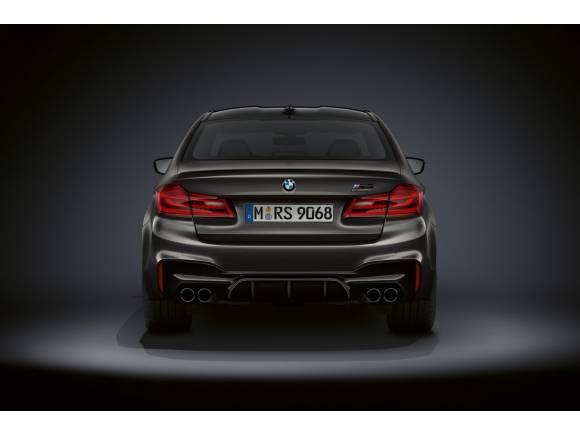 BMW M5 Edición 35 Aniversario, en edición limitada de 350 unidades