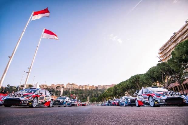 Los coches del Mundial de Rallyes serán híbridos en 2022