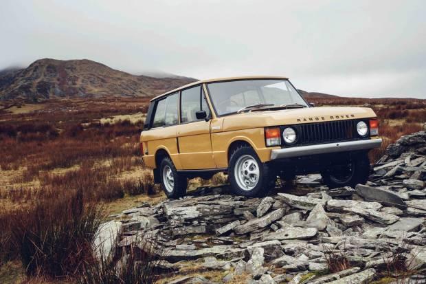 Range Rover Reborn: la resurrección de un clásico