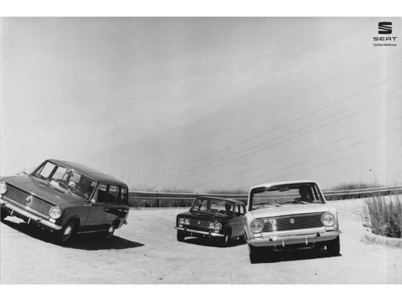 Historia del automóvil: 50 años del Seat 124
