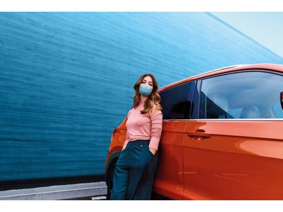 Renting Volkswagen: una cuota al 50% durante todo 2020