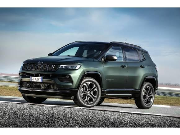Nuevo Jeep Compass: casi igual por fuera y revolución interior