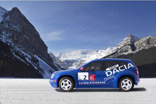 Dacia Duster, será conducido por Alain Prost