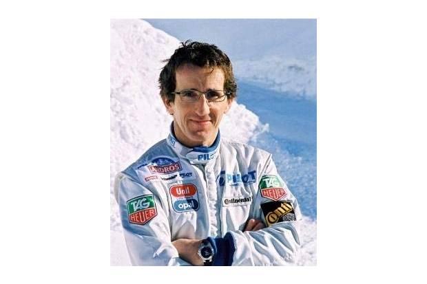 El Profesor, Alain Prost