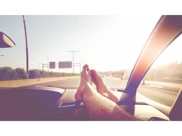 Las multas de tráfico más comunes en verano