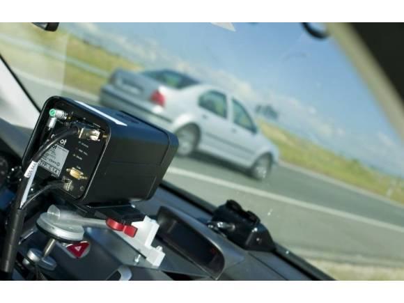 Multas por velocidad, cinturón y falta de mantenimiento del vehículo