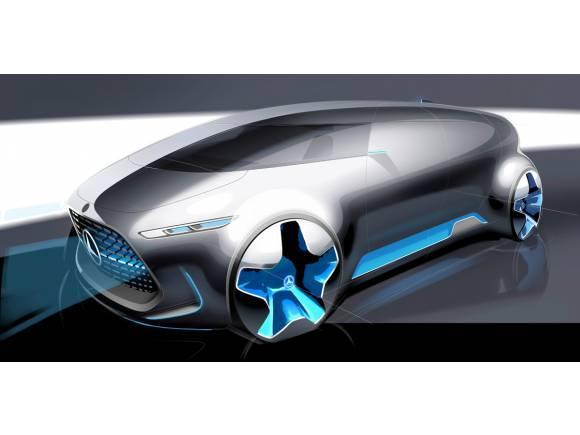 Mercedes Vision Tokio, el coche de la realidad aumentada