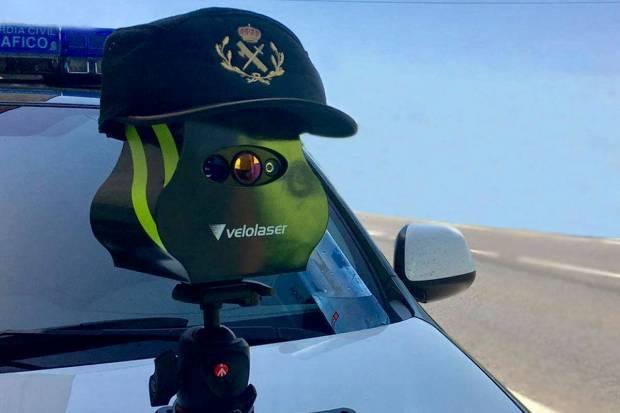Los radares Veloláser no están multando