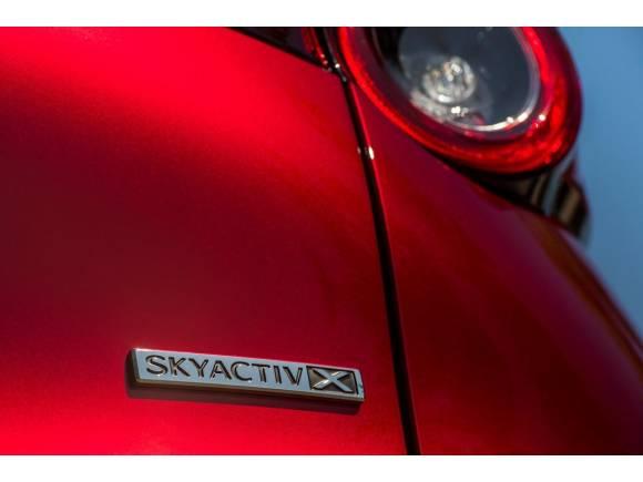 Prueba nuevo Mazda CX-30 2020, con motor Skyactiv-X