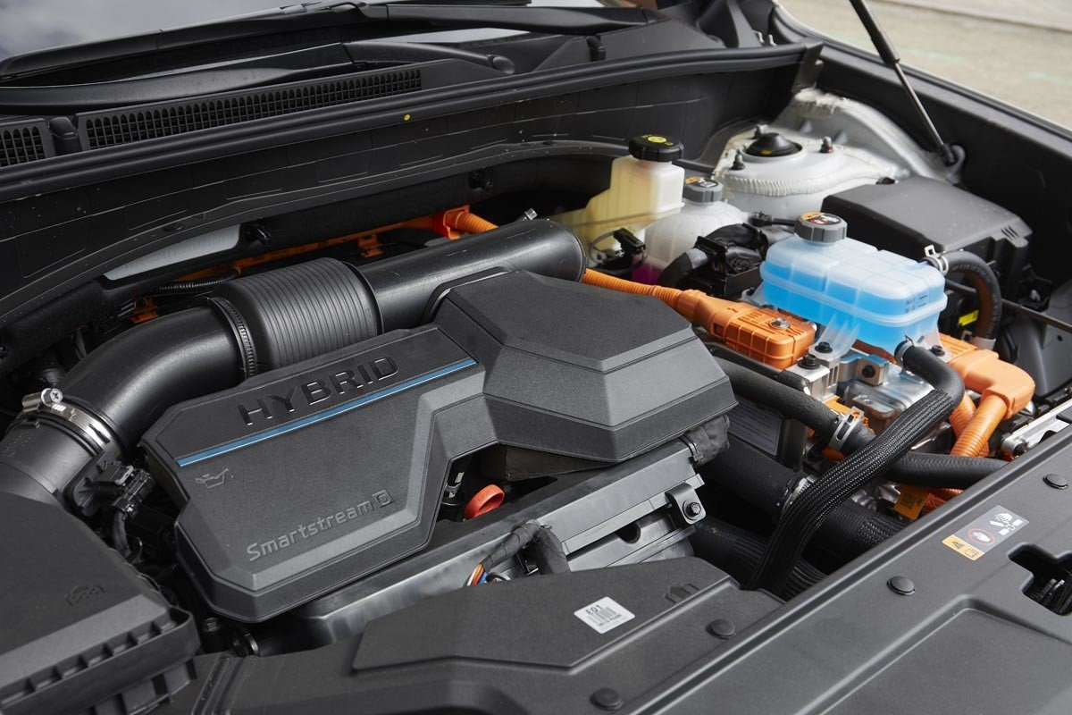 Prueba del Hyundai Santa Fe