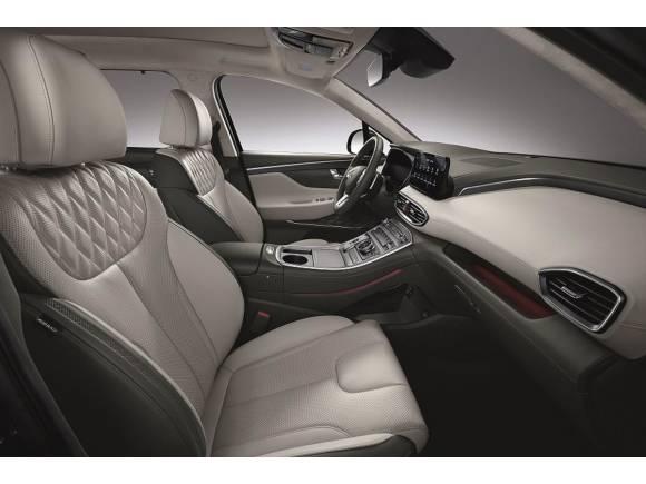 Prueba del Hyundai Santa Fe: un gran salto de calidad