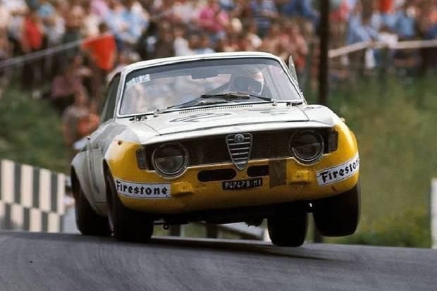 Alfa Romeo GTA: el mito