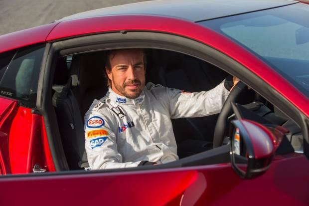 Fernando Alonso correrá en las 500 Millas de Indianápolis