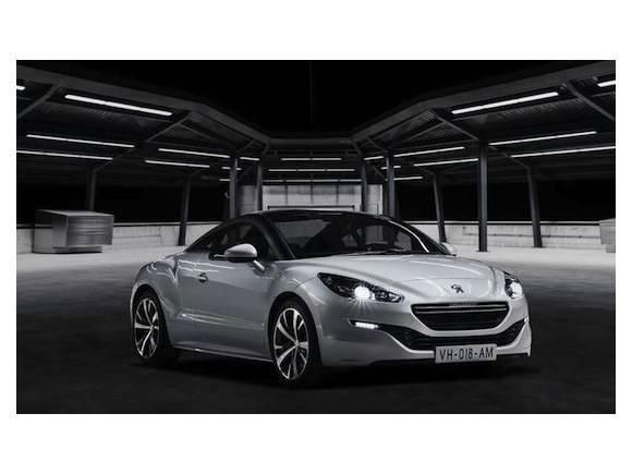 Nuevo Peugeot RCZ 2013: primeros vídeos y fotos