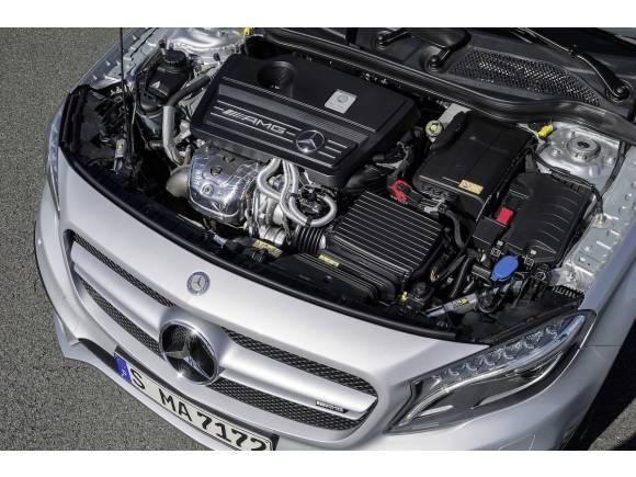 Mercedes GLA 45 AMG, el SUV más racing