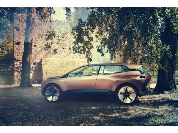 BMW Vision iNEXT: el futuro eléctrico de la marca alemana
