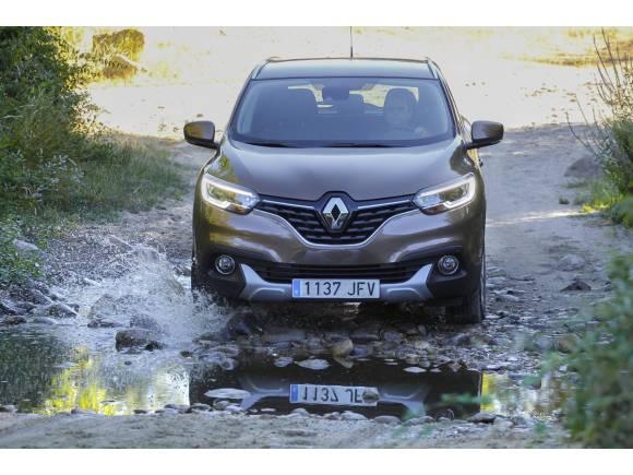 Prueba Renault Kadjar Diesel: mejor el 1.5 dCi de 110 CV