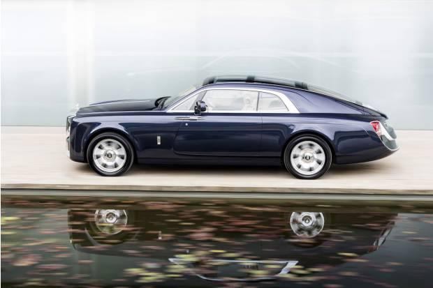 Rolls Royce Sweptail, el sueño de un cliente