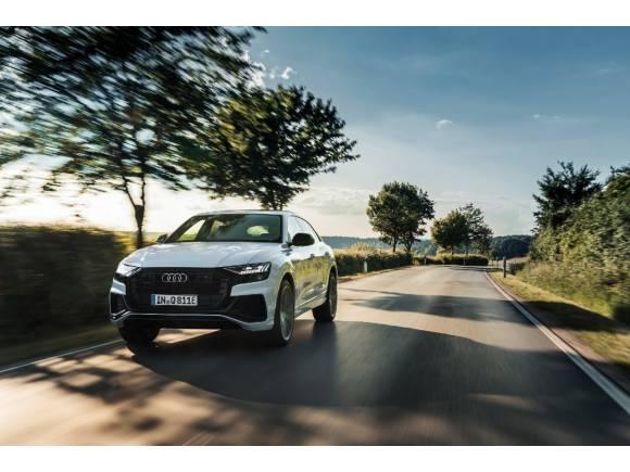 Los Audi SQ7 y SQ8 estrenarán un motor V8 de 507 CV