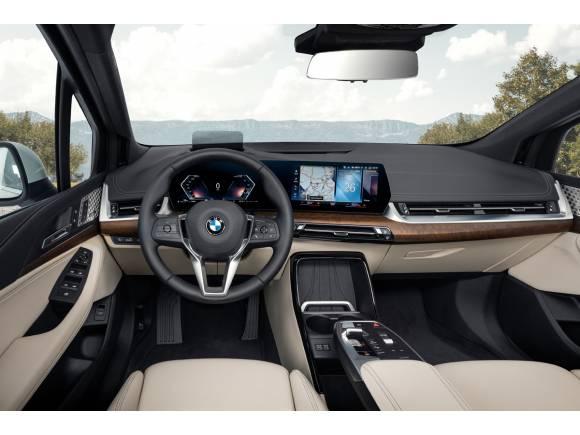 Nuevo BMW Serie 2 Active Tourer: los monovolúmenes siguen vivos