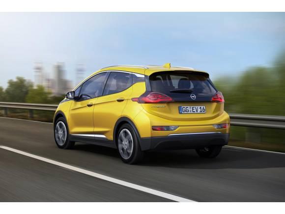 Opel Ampera-e, el asalto alemán al mercado eléctrico