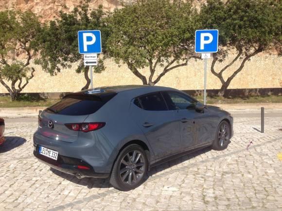 Nuevo Mazda 3 2019 cazado en Portugal