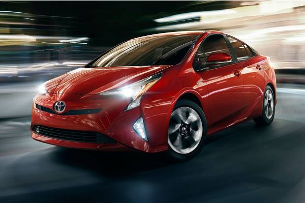 Toyota podría producir coches eléctricos de gran autonomía