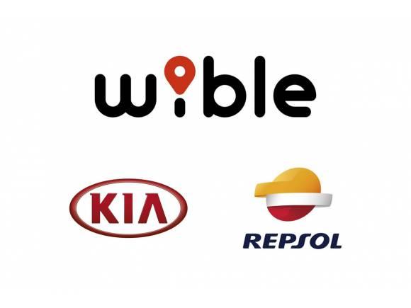 WiBLE, el nuevo servicio de carsharing de Kia y Repsol