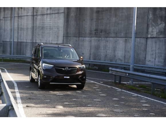 Opel Combo Life, desde Vigo para Europa
