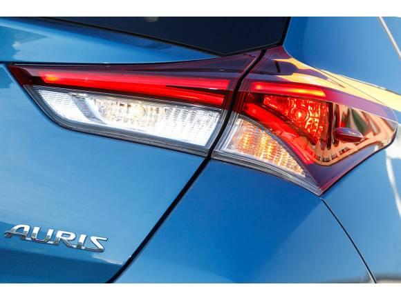 Prueba Toyota Auris 120T ¿el mejor compacto japonés?
