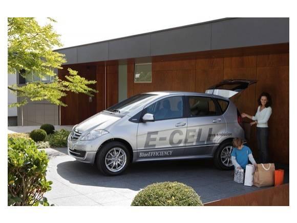 Mercedes Clase A E-Cell: un eléctrico para comprar ya