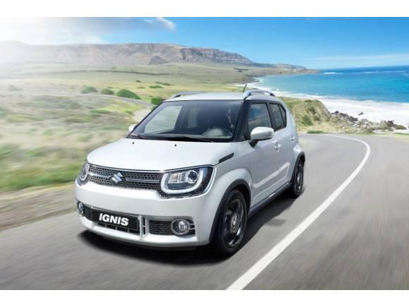 Nuevo Suzuki Ignis: primera prueba, precios y datos
