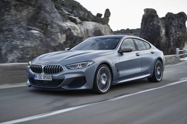 Nuevo BMW Serie 8 Gran Coupé, espectacular GT