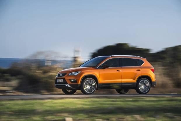 Seat Ateca y Volkswagen Tiguan: dos SUV con cinco estrellas en seguridad