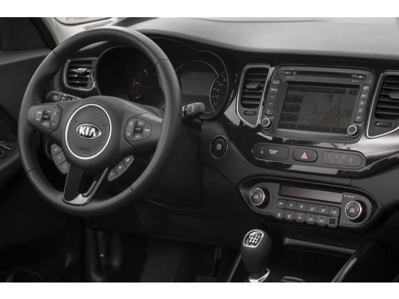 Kia Carens 2013, ya disponible en España a un precio desde 14.740 €