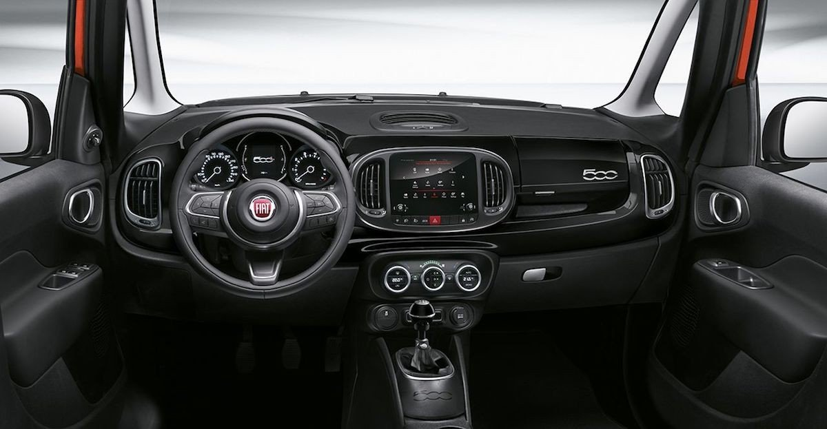 Fiat 500L Cross City